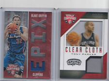 Panini Original Basketball Trading Cards Lot