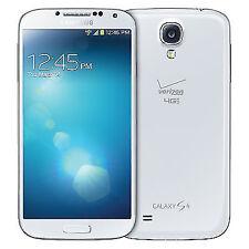 Samsung Galaxy S4 SCH-I545 - 16GB - Frost White (Verizon) Smartphone