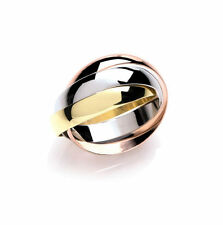 Unbranded Band Yellow Gold Fine Rings
