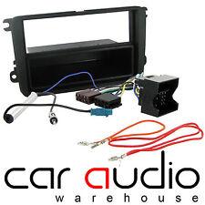 AUTOLEADS VW Passat CC 2008 On Car Stereo Single Din Fascia Complete Fitting Kit