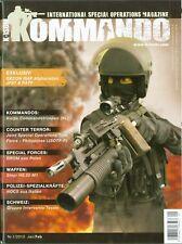 K-ISOM 1/2013 forces spéciales MAGAZINE commando armée arme Elite unités