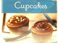 NEW CUPCAKE RECIPE CARD COLLECTION 99 RECIPES 5 DIVIDERS METAL RECIPE BOX