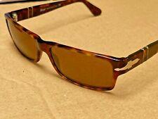 Persol 2747-S Sleek Tortoise Sunglasses Brown Lenses