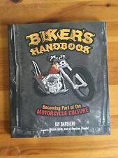 BIKERS HANDBOOK MOTORCYCLE CULTURE 1%er HELLS ANGEL OUTLAW BIKER