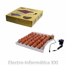 Tray Voltage Automatic 42 Eggs Large or 120 Small AT-42Q Incubators