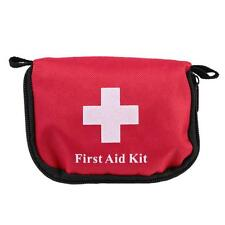 USA Mini Outdoor Camping Hiking Survival Travel Emergency First Aid Kit Bag NEW