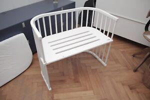 Babybay Maxi 160102 Kinderbett -  Weiß