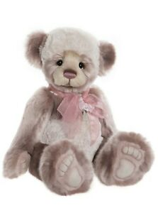 COLLECTABLE CHARLIE BEAR 2020 PLUSH COLLECTION - CRIN - GIRLY PANDA PERFECTION