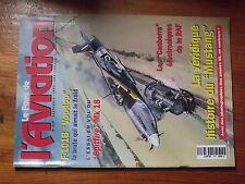 $$y Revue Le Fana de l'Aviation N°310 Canberra RAF  Spitfire  F-101B Voodoo