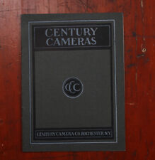 Century Camera 1901 Catalog/cks/208597