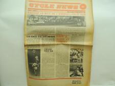 Aug 1966 Cycle News Newspaper Ascot Honda Triumph BSA Twin L11805