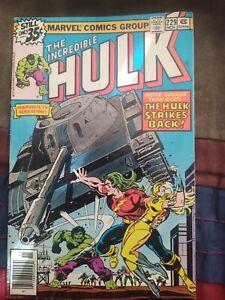 Incredible Hulk 229 With Doc Sampson And Moonstone
