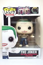 Funko Pop Harley Quinn HQ Inmate # 105 Suicide Squad Vinyl Figure
