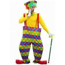 Disfraces de hombre de poliéster de color principal multicolor de talla única