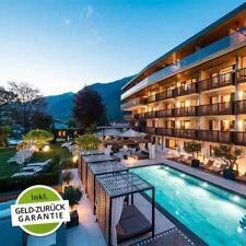 8 Tage Luxus Urlaub 5* Hotel Das Paradies inkl. HP Latsch Vischgau Südtirol