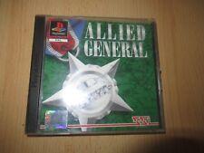 Général Allié (Sony Playstation 1) ps1 Version Européenne Pal