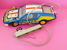 VOITURE RENAULT ALPINE A 610 JOUSTRA FILOGUIDE CM MADE IN FRANCE