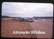 1964 35mm  Photo slide  sports cars racing event   Oregon