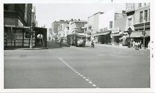 5F891 RP 1950s/81 CAPITAL TRANSIT WASHINGTON DC CAR #1509 ON F AT 11th NW