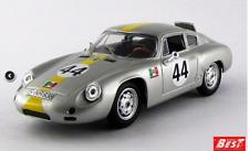 Porsche Abarth  Targa Florio 1962  9444 1/43 Best Model Made in Italy