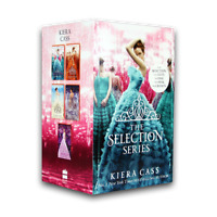 Kiera Cass The Selection Series 5 Book Collection Set - NEW