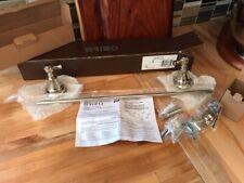 "Brizo 691861-PN Rook 18"" Towel Bar - Polished Nickel NIB"