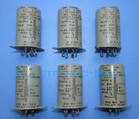 2pcs Precision matched U.S. UTC Military 5K:8 Ω Nickel Alloy Output Transformer