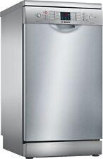 Bosch SPS46MI01E Standgeschirrspüler, 45 cm, Silber / Edelstahl, unterbaufähig