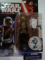 STAR WARS The Force Awakens Resistance Trooper Action Figure