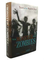 Stephen Jones THE MONSTER BOOK OF ZOMBIES  1st Edition 2nd Printing