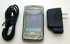 LG VX8575 Chocolate Touch Verizon Cell Phone vCast Bluetooth Camera screen EVDO