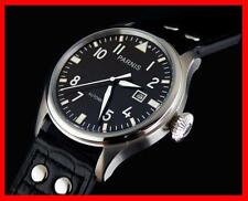 47mm un gabbiano movimento Parnis big Pilot OMAGGIO OROLOGIO superbo-Movimento automatico.