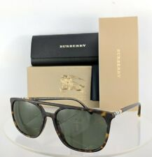 8beb6f9b0aaa Brand New Authentic Burberry BE 4257 - F Sunglasses 3536/9A Matte Brown  Frame