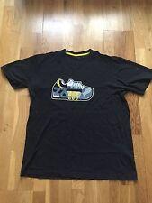 ADIDAS T Shirt Taille L Vintage Pit 2 Pit 22 in (environ 55.88 cm) RARE *