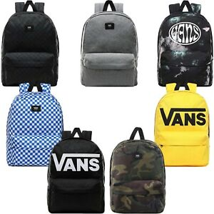 Vans Adults Old Skool III School College Two Strap Backpack Rucksack Bag