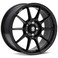 Sparco Ff 1 15x7 4x100 Et25 Gloss Black 4 Wheels