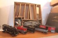 Louis Marx Stream Line Steam Type Electrical Train Set 25249 New York 999 w/ box