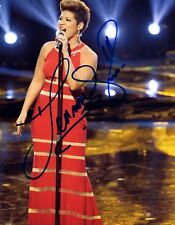 Tessanne Chin Signed Autographed 8x10 Photo The Voice COA VD