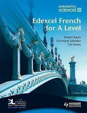 Edexcel French for A Level Student's Book with Dynamic Learning: Pupil's Book by