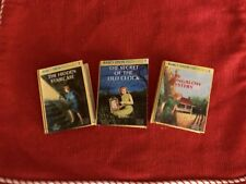 Nancy Drew Mini Books for American Girl Molly
