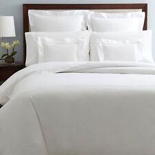 Yves Delorme Athena Blanc White King Sheet Set w/ 2 Shams 4 Pc Set $1205 Nip