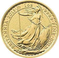 UK Britannia Gold Bullion Coins