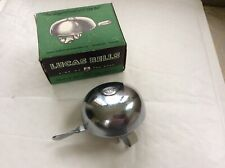 """Rare Vintage Challis No 30 Lucas 3"""" Bicycle Bell """"King Of The Road"""" Cycle Bike"""