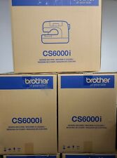 NEW *in hand* Brother CS6000i Sewing and Quilting Machine FREE same day shipping
