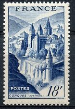 STAMP / TIMBRE FRANCE NEUF N° 805 ** ABBAYE DE CONQUE