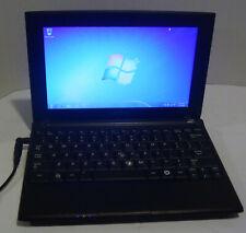 Samsung N120-12GBK 10.1in. (160GB, Intel Atom, 1.6GHz, 2GB) Netbook - Black -...