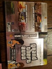 Grand Theft Auto Double Pack (Microsoft Xbox, 2003). Gta Iii and vice city