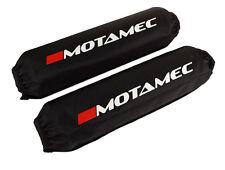 "Motamec Spring Cover Coilover Protector Shock Bag BLACK 19"" / 485mm Long - Pair"