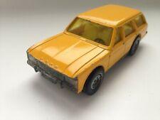 Siku 1028-1322 Ford Granada -Turnier Kombi yellow - gelb- jaune - желтый - жълт