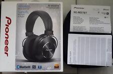 Pioneer Bluetooth headphone enclosed type / for high resolution Black SE-MS7BT-K